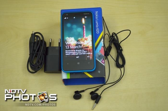 Nokia Lumia 620: In pictures