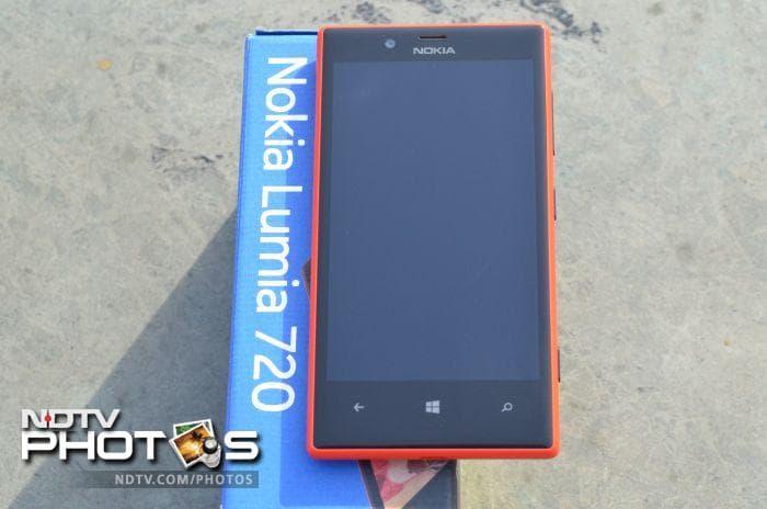 Nokia Lumia 720: First look