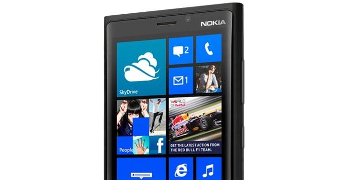 Nokia Lumia 920 and Lumia 820