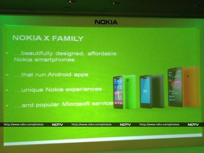Nokia X India launch and hands-on