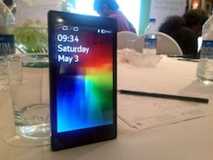 Nokia XL Dual SIM hands on