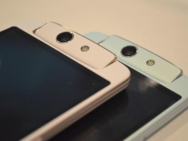 Oppo N1 Mini: First Look