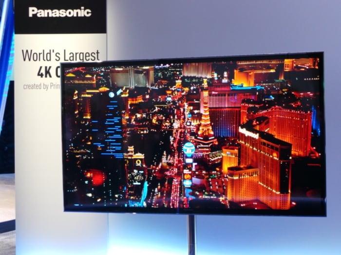 Panasonic at CES 2013
