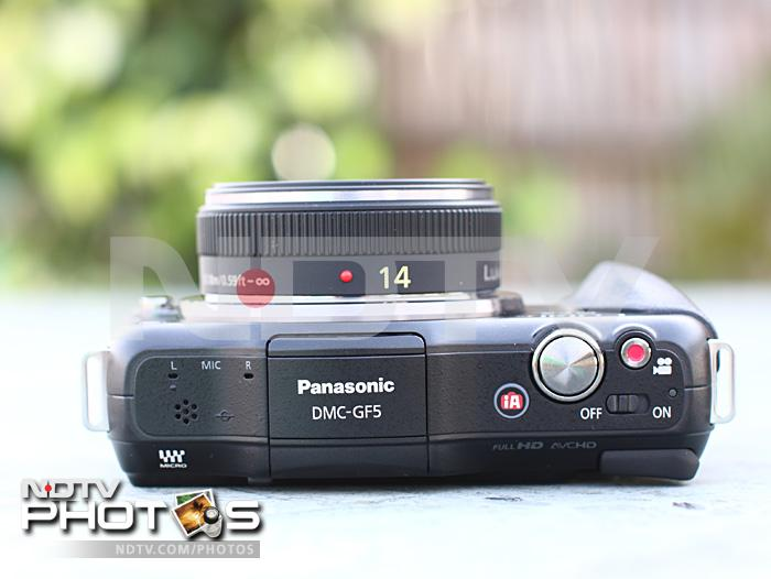 Exclusive: PAnasonic GF5
