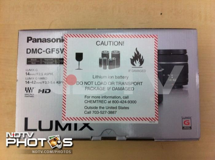 Exclusive: Panasonic Lumix DMC-GF5