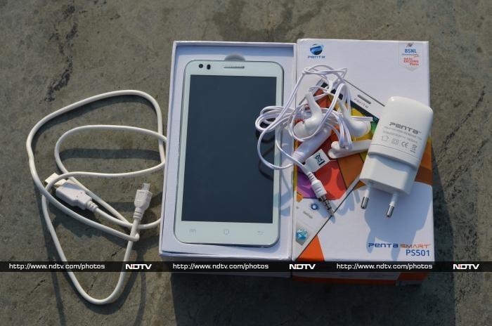Penta Smart Ps501 Pictures Ndtv Gadgets360 Com