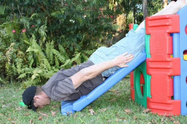 Planking: The New Thing To Do Down Under