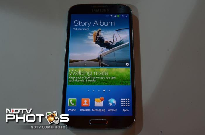 Samsung Galaxy S4 India launch and hands on