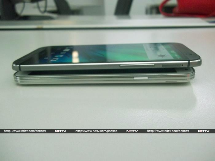 samsung galaxy s5 vs htc one m8 pictures ndtv