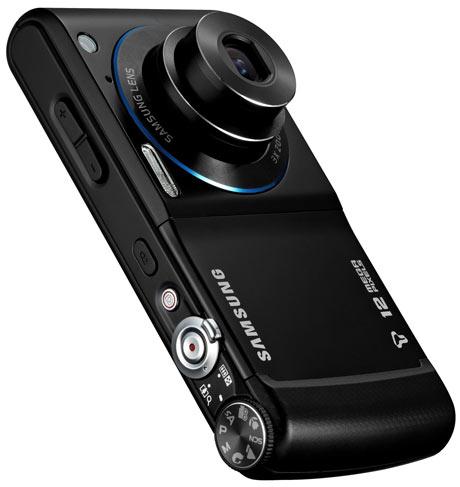 Samsung AMOLED 12M camera phone