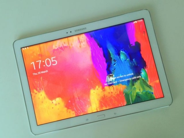 Photo : Samsung Galaxy Note Pro