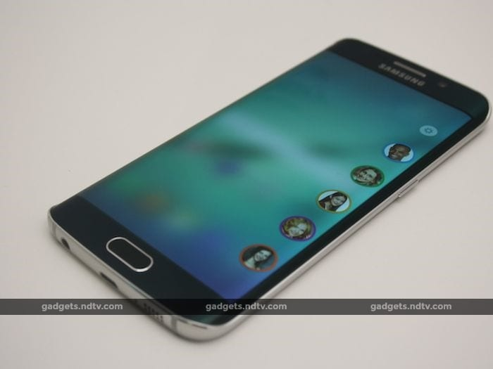 Samsung Galaxy S6 and Galaxy S6 Edge: First Look