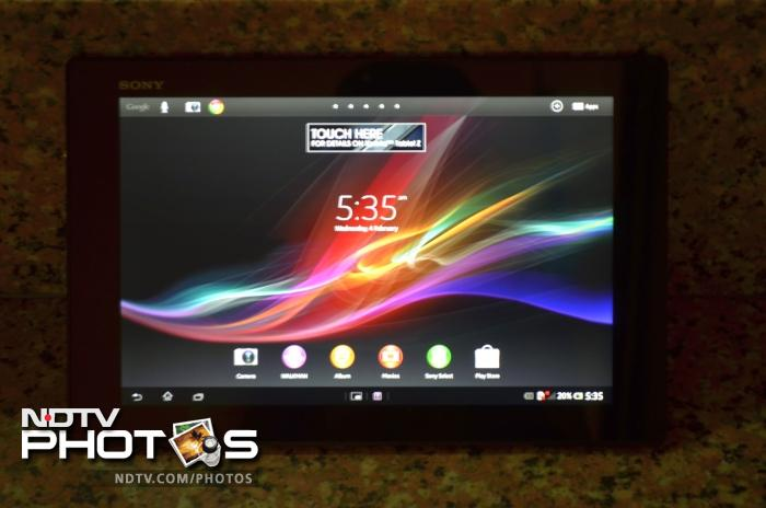 Sony Xperia Tablet Z: In pictures