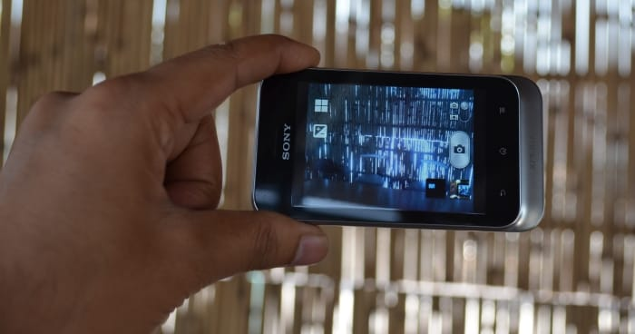 Sony Xperia tipo: In pictures