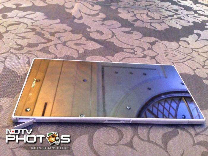 Sony Xperia Z Ultra: First look
