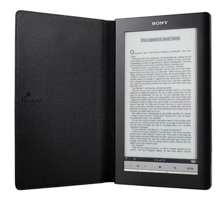 Sony's Reader Daily Edition