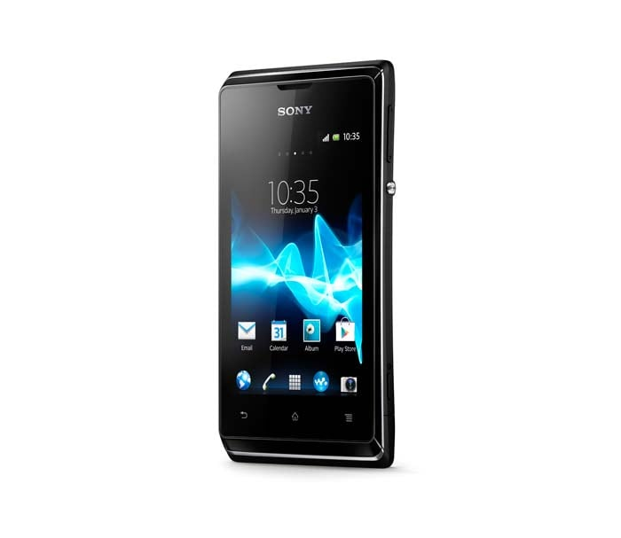 Sony Xperia E: In Pictures