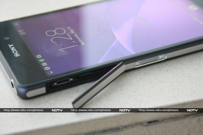 purple sony xperia z2 sony xperia z2 pictures ndtv gadgets360com