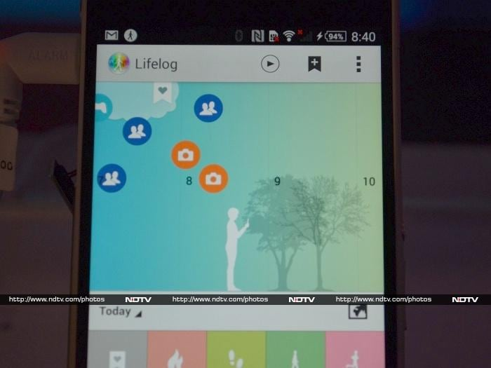 Sony Xperia Z2 Hands On