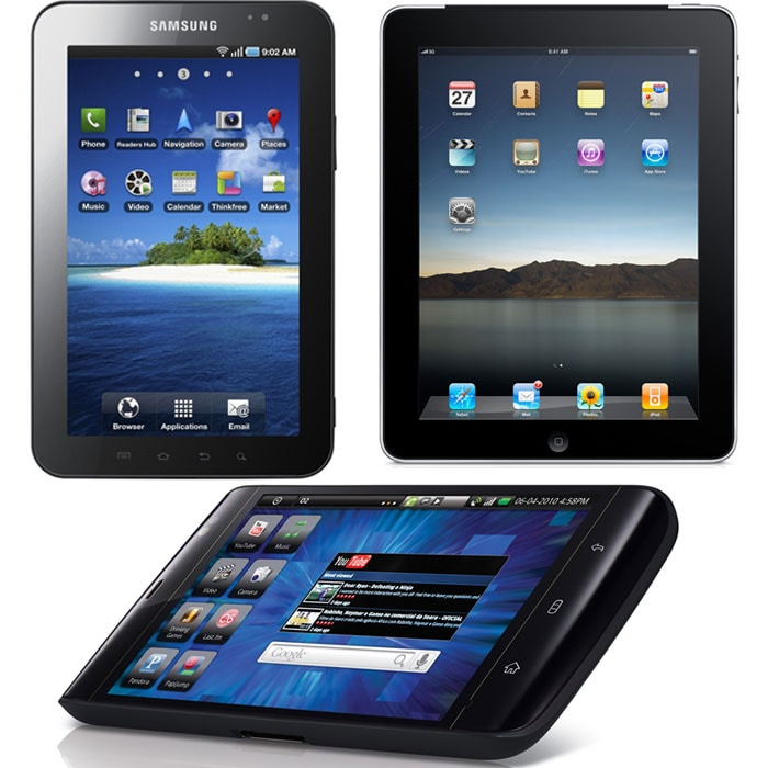 Tablets Launching In India In October 2010 (Images)