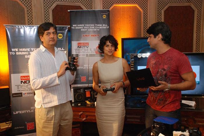 Quickheal NDTV Techlife Awards: Jury Meet 2010