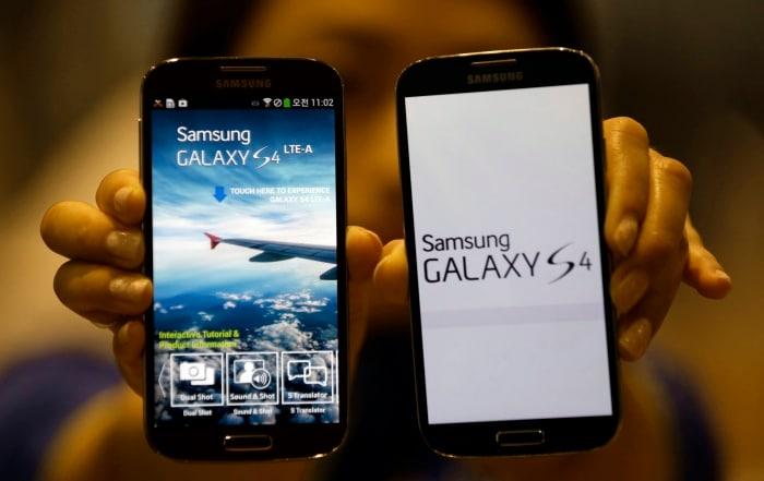 Top 10 smartphones of 2013