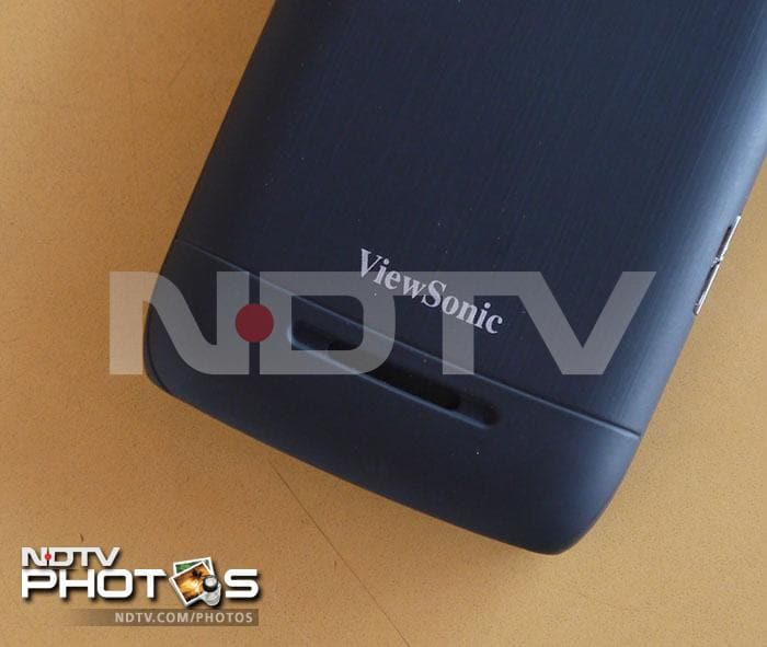 ViewSonic ViewPhone 3: Hands on
