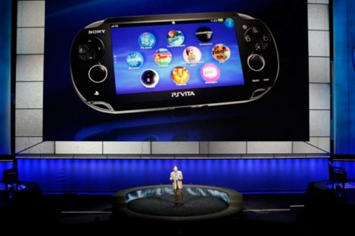 In Pics: Sony Launches the PlayStation Vita