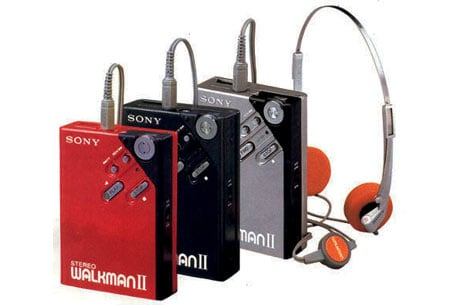 30 years of the Walkman