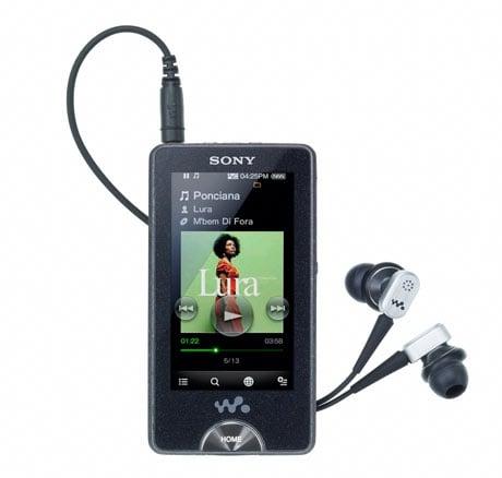 Sony Walkman X Series