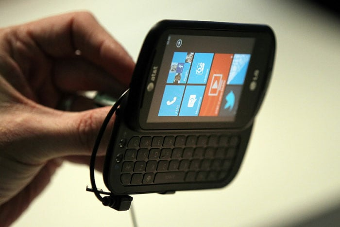 A close look at Windows Phone 7