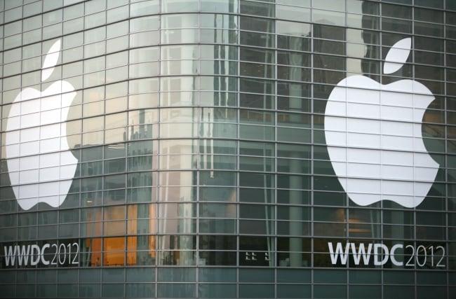 Apple WWDC 2012 keynote