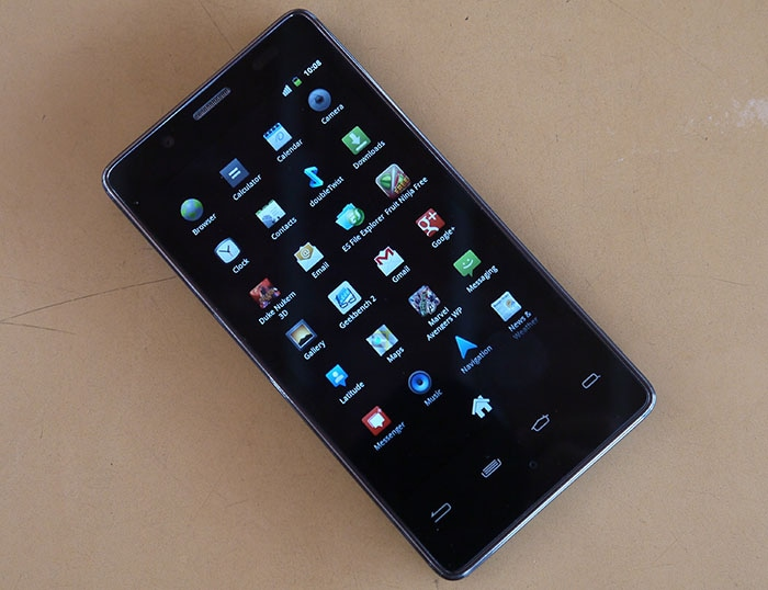 Lava XOLO X900: First look