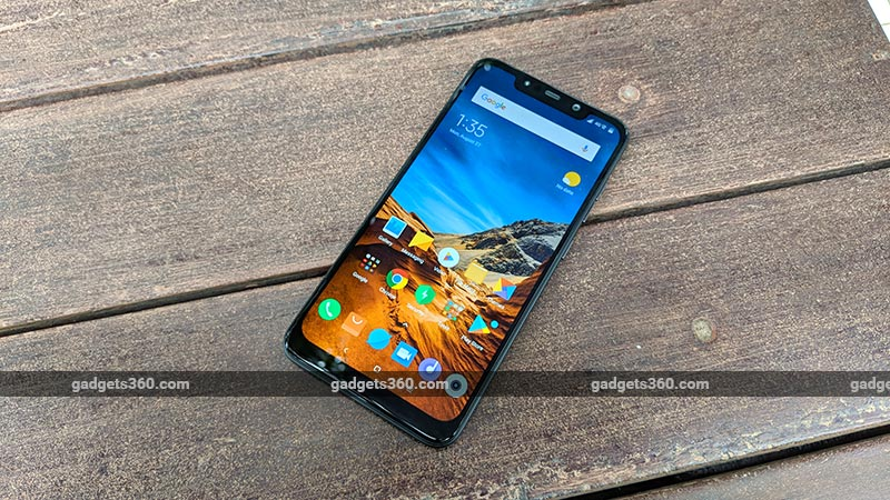 Poco F1 Price in India Cut, Now Starts at Rs. 19,999