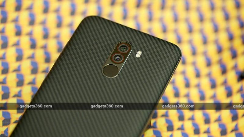Xiaomi Poco F1 (Images) | NDTV Gadgets360 com