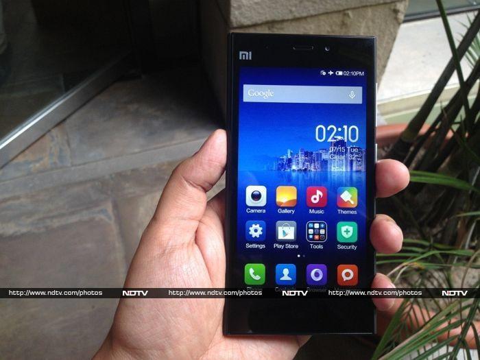 Xiaomi Mi 3: First Look