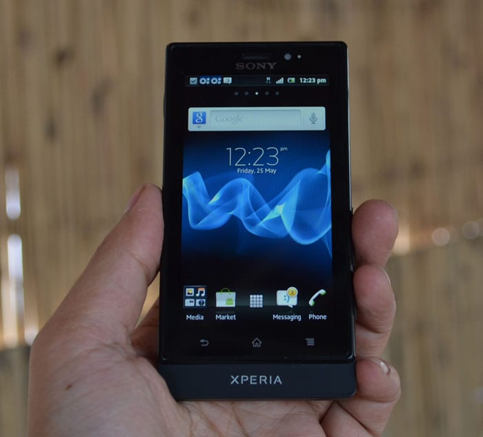 Sony Xperia sola: First Look