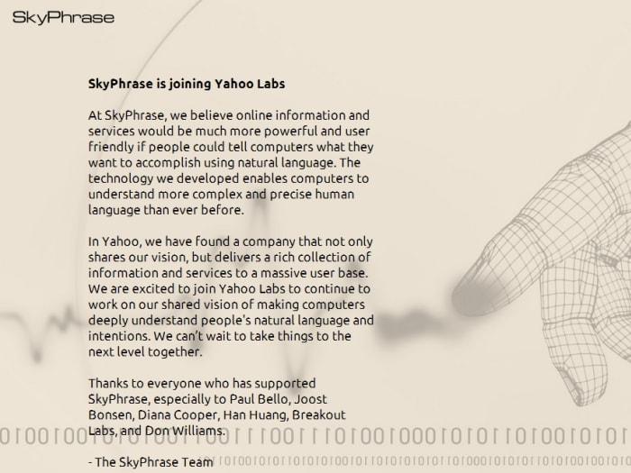 Yahoo acquisitions under Marissa Mayer