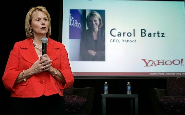 Yahoo! CEO - The cursed job?
