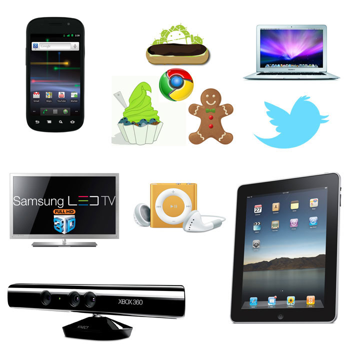 2010: A Good Year For Gadgets