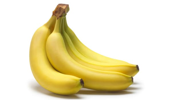 Bananas have protective action against acidity and are highly recommended in the diet. The alkaline ash present in banana correct the acidosis caused by acid forming diets.