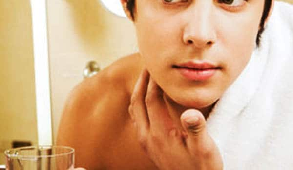 Avoid exposing your skin to other sources of oil and irritants. Break the habit of touching your face as your hands are often dirty.