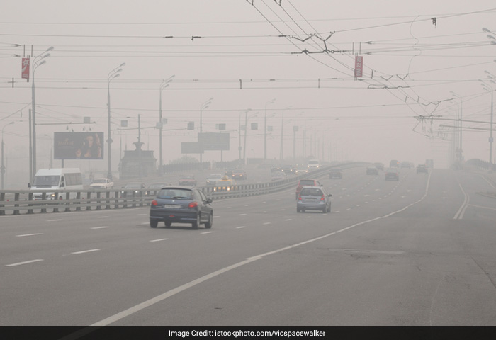 Oxides of nitrogen can make children susceptible to respiratory diseases in the winters.