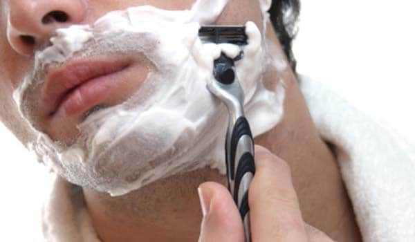 Under no circumstances share your personal items like shaving razors and blades with anyone.