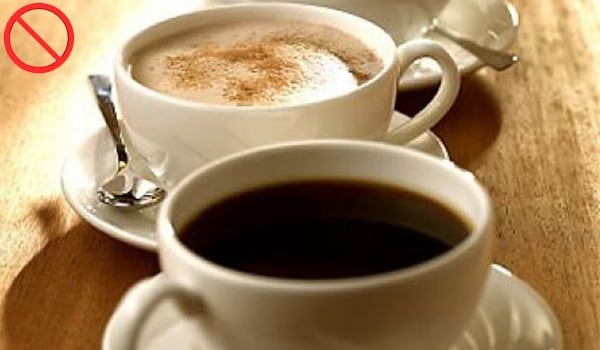 Avoid drinking tea or coffee with your meals, as they can affect iron absorption.