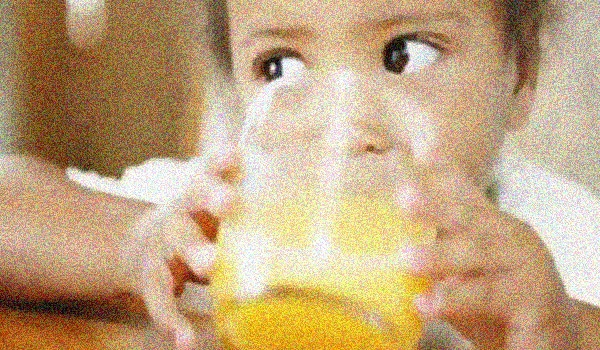 Limit the amount of fluid your child drinks 2 to 3 hours before bedtime.