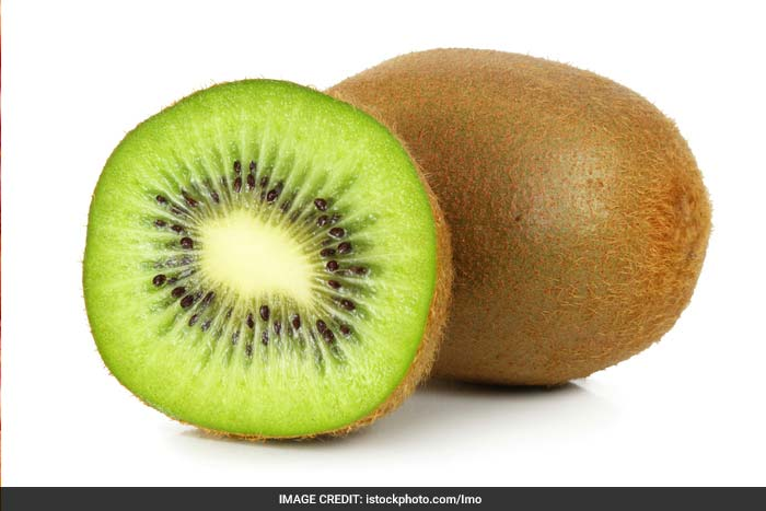 Fruits like Kiwi are a very good source of vitamin E that is an important fat-soluble antioxidant which when combined with water-soluble antioxidants provides free radical protection on all fronts.