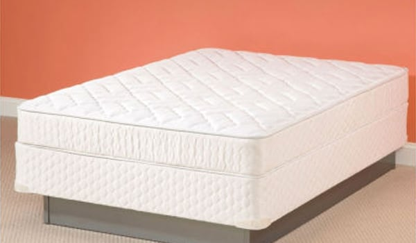 Use firm mattress and keep your head at level. Use pillows which do not bend the back more than 15 degrees. Do not sleep on your stomach. It extends the neck. Sleep on your back or on your side.