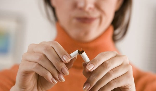 Studies show that smoking can actually speed up the process of cervical damage caused by HPV. Quitting now greatly reduces your risk of several types of cancer, including cervical cancer.