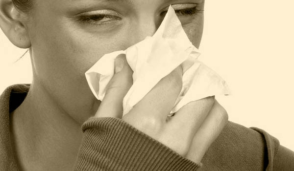 Cold viruses thrive in dry conditions, another reason why colds are more common in winter. Parched air also dries the mucous membranes, causing a stuffy nose and scratchy throat. A humidifier can add moisture to your home.